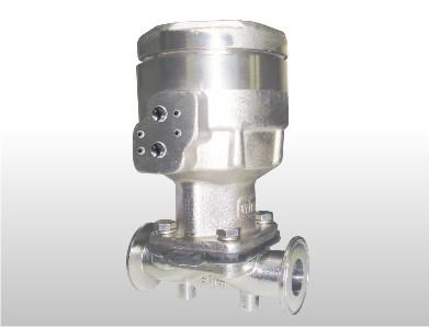 Pneumatic Cylinder Pharma Diaphragm Valve